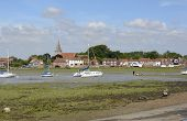 Bosham At Low Tide. Sussex. England