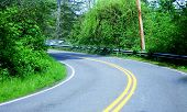 Bending Road