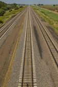 Railroad Triple Track Mainline
