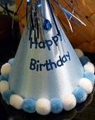 Happy 1st Birthday Hat