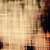 Aged grunge texture. With different color patterns: gray; orange; brown; yellow