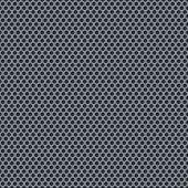 Silver metallic grid pattern