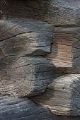Wooden Frame. Macro. #1