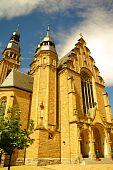 Church Of Saint Joseph In Speyer