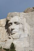 Abraham Lincoln - Mount Rushmore National Memorial
