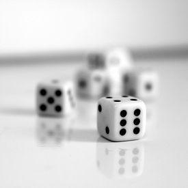 pic of augen  - Spiel wuerfel dice number game play spielen - JPG