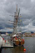 Segeln Schiff Belfast Harbour