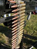 Gun Clip Bullets