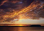 Lake Powell Sunset A