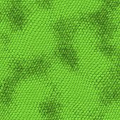 stock photo of green snake  - a very large illustration of scaley and bumpy green snake skin - JPG