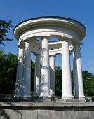 picture of ekaterinburg  - rotunda - JPG