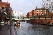 pic of west midlands  - Birmingham water canal network - JPG