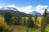 foto of rocky-mountains  - Rocky mountains - JPG