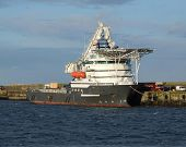 Oil Supply Vessel Canyon