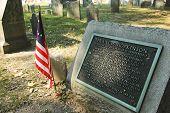 Francis Hopkinson grave site