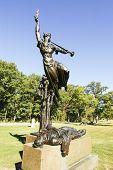 Louisiana Memorial on Seminary Ridge