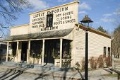 Laskey Emporium trade post and general store