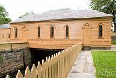 Pawtucket Canal locks
