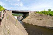 Quaker Lake Darin bridge