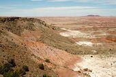 image of paleozoic  - Painted Desert - JPG