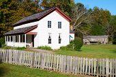 Cable Mill farmhouse