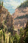 Hanging Lake Canyon