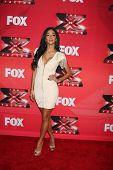 LOS ANGELES - DEC 19:  Nicole Scherzinger at the FOX's