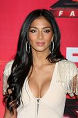 LOS ANGELES - DEC 19:  Nicole Scherzinger at the FOX's