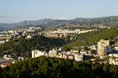 picture of matinee  - malaga city outskirts in the mountains - JPG