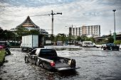 Bangkok Massive Flood