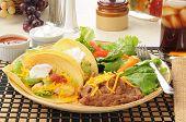 Tacos de pollo suave