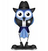 Bird sheriff