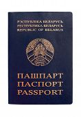 Belarussian passport