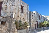 Preveli monastery at Crete island
