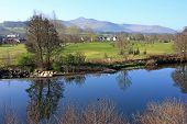 River Usk, Brecon