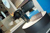Unique Enormous Size Camera At Photokina