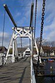 Famosa ponte em Wieck