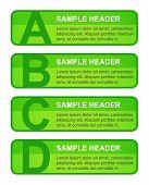 Abcd Options Blocks