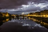 Bridge In Florence