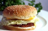 Small Burger