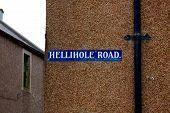 Hellihole Road, Stromness, Orkney