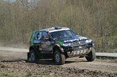 Bmw Rally Car