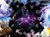 Astrology Abstraction