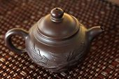 Zisha Teapot On The Desk