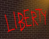 Liberty Concept.