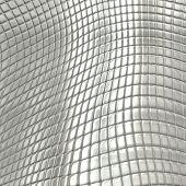 Plata metal comprobado de fondo