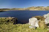 Loch Ceann Hulabhaig, Callanish, Isle of Lewis, Scotland, UK