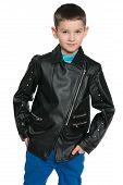 Fashion Young Boy