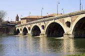 Pont-neuf, Toulouse