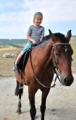 The First Time On The Horse